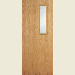 Superdelux 3G White Oak Veneer Doors