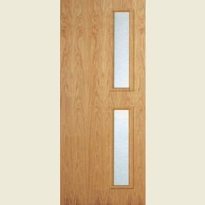 Superdelux 5G White Oak Veneer Doors