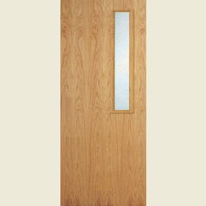Superdelux 7G White Oak Veneer Doors