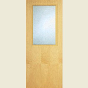 626 x 2040mm Ash Veneer 8G FD30 Fire Door