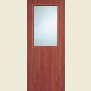 Superdelux 8G Sapele Veneer Doors