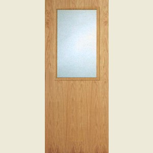 Superdelux 8G White Oak Veneer Doors
