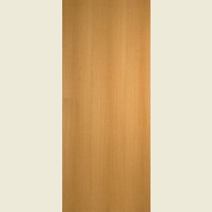& 24 x 78 Steamed Beech Veneer Door