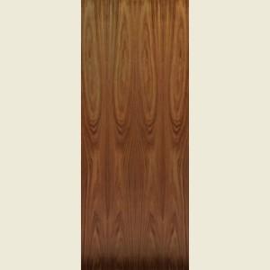 & 33 x 78 Walnut Veneer Flush Door