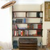 Alcove Book Shelves image