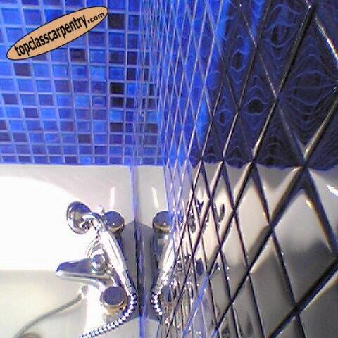 Bathroom Tiling image