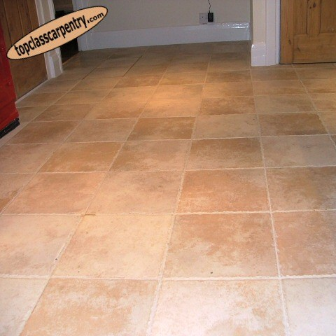Ceramic Tile Flooring image