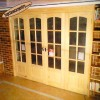 Conservatory French Doors image