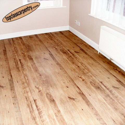 Rustic Laminate Flooring image
