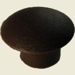 Barrel Caps Dark Brown