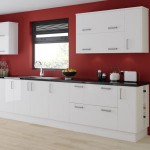 Urban Gloss White Kitchen