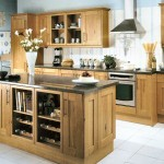 Tewkesbury Oak Kitchen