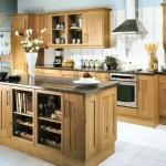 Tewkesbury Oak Kitchen