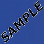 Blu Acciaio Matt Laminate Sample