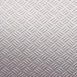 Matt Aluminium Footplate II Formica Sample