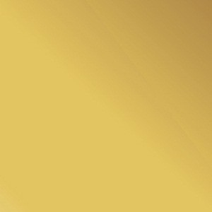 Polished Gold Aluminium Laminate Sheet 3050mm X 1220mm