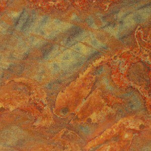 Ragged Copper Formica Sample