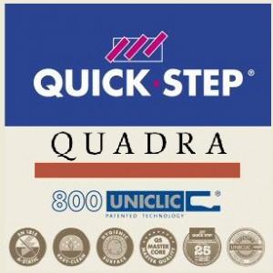 Quick Step Quadra, Quadra Quick Step Laminate Flooring