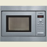 Brushed Steel Microwave HMT75M551B 50cm