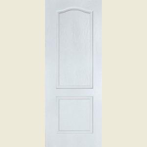 18 x 78 Arched Top Grained Door