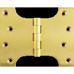 102mm x  76mm x 127mm x 4mm Parliament Hinge Polished Brass
