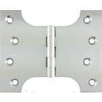 102mm x  74mm x 127mm x 4mm Parliament Hinge Polished Chrome