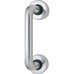 6 Inch Aluminium Concealed Fixing Pull Handle