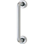 12 Inch Aluminium Concealed Fixing Pull Handle