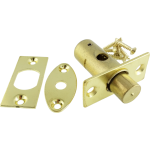 35mm Mortice Rack Bolt Brass
