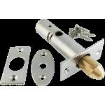 60mm Mortice Rack Bolt Satin Chrome