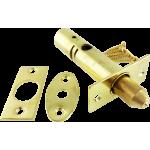 60mm Mortice Rack Bolt Polished Brass