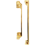 York 5-Lever Sashlock Rebate Kit Polished Brass