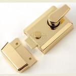 60mm Brass Night Latch