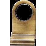 Night Latch Cylinder Door Pull Antique Brass