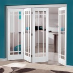 Manhattan 3+1 Folding Sliding Room Divider Kit