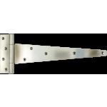 356mm Heavy Duty Scotch Tee Hinge Zinc Plated