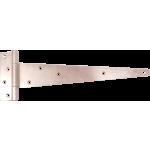 406mm Heavy Duty Scotch Tee Hinge Zinc Plated