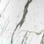 Bianco Carrara Square Edge Panel 1200mm