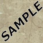 Cappuccino Marble Showerwall Sample