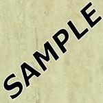Travertine Showerwall Sample
