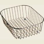 Black Wire Basket 2A0217