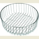 Carisma Stainless Steel Wire Basket