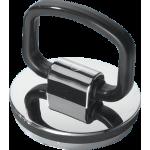 Chrome Plated Sink Plug With Handle