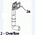 Franke Infinito Overflow Kit