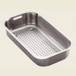 Franke LSXSB Stainless Steel Strainer Bowl