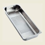 Franke MMXSB Stainless Steel Strainer Bowl