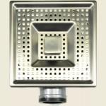 Franke Square Basket Drain Cover Plug