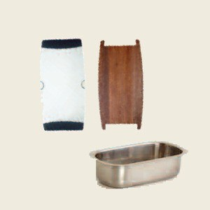 Colanders Chopping Boards And Baskets