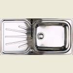Korona Single Bowl Sink