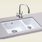 Fiji 150 Polar White Sink